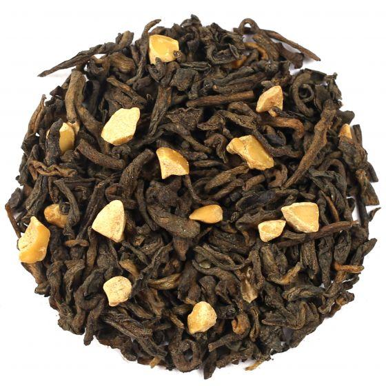 Scottish Caramel Toffee Pu erh Tea