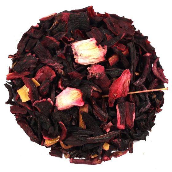 Strawberry Flavoured Hibiscus Tea
