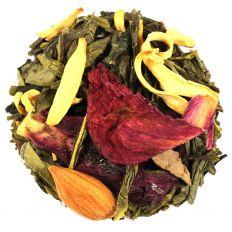 Apricot Kernel Sencha Green Tea
