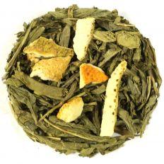 Decaffeinated Earl Grey Green Tea