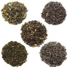 Indian Tea Samples