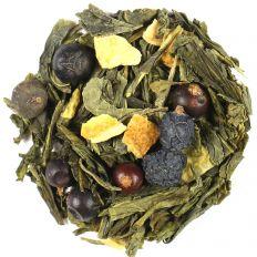 Juniper and Lemon Sencha Green Tea