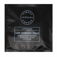 Latin American Coffee Bags