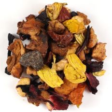 Peach and Apple Fruit Tisane