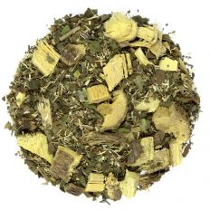 Liquorice and Spearmint Tea