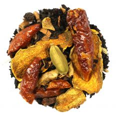 Spicy Turmeric Chai Tea