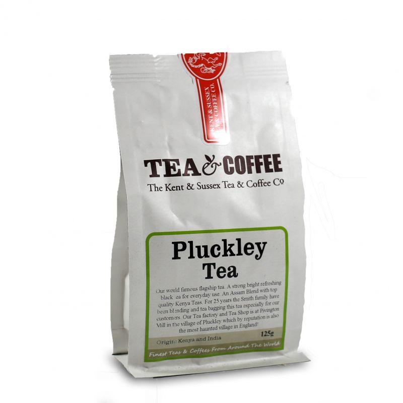Pluckley Tea 125g Loose