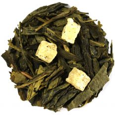 Aloe Vera Sencha Green Tea