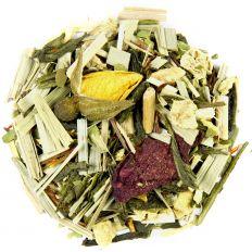 Detox Yerba Mate and Chilli Tea