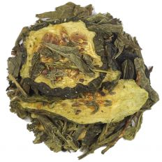 Cucumber and Melon Green Tea