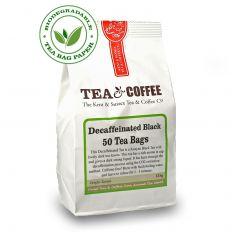 Decaffeinated Black Tea Bags