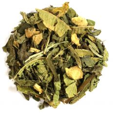 Lemon and Ginger Detox Tea