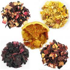Fruit Tisanes Selection