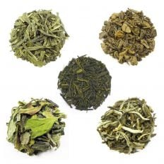 Tea Gift - Green and White Tea Collection