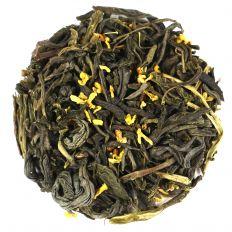 Sweet Osmanthus Green Tea Guangxi Guihua