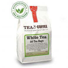 White Tea Bags