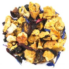 Blue Pomegranate Tisane