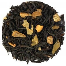 Cinnamon and Plum Black Tea