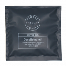 Decaffeinated Coffee Bags