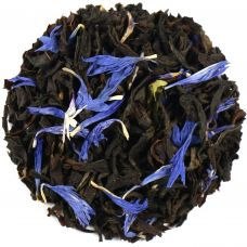 Earl Grey Tea with Cornflowers