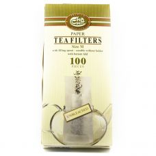 Loose Tea Filters MEDIUM (100)
