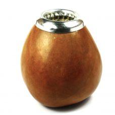 Gourd Yerba Maté Drinking Pot