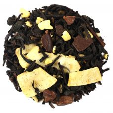 Chocolate and Coconut Black Tea