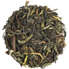 Earl Grey Black Tea and Jasmine Green Tea