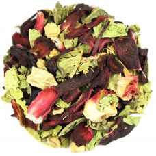 Lemon Verbena, Hibiscus and Ginger Tea