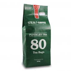 Pluckley Tea 80 Tea Bags