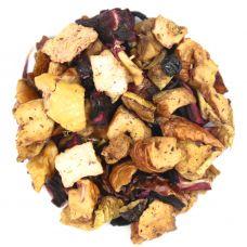Rhubarb Spritzer fruit Tea