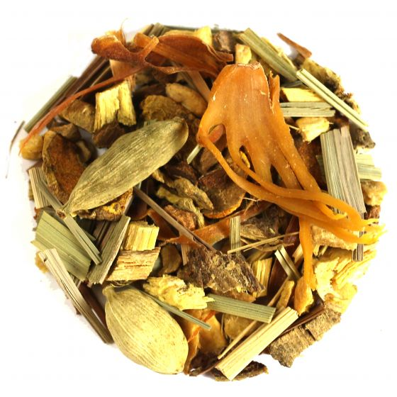 Ayurveda Turmeric and Mace Tea