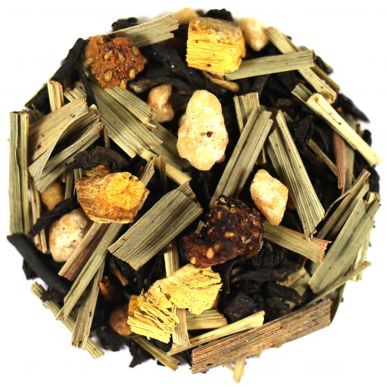 Breather Liquorice and Vanilla Tea