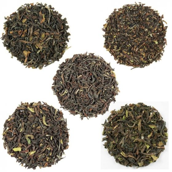 Darjeeling Tea Selection