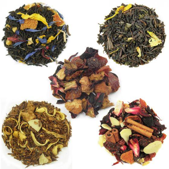 Winter Tea Selection