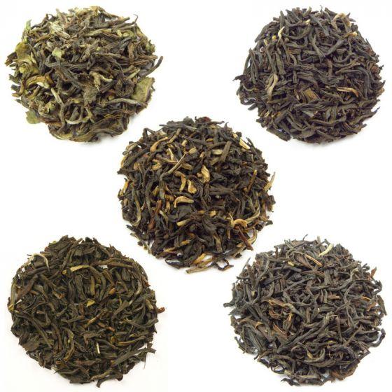 Indian Tea Samples