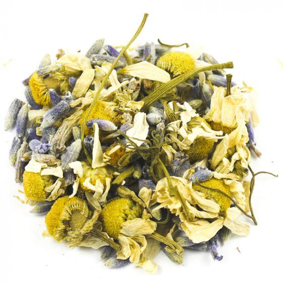 Camomile and Lavender Tea