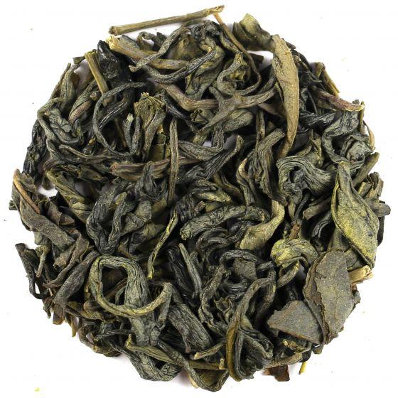 Lucky Dragon Hyson Organic Green Tea