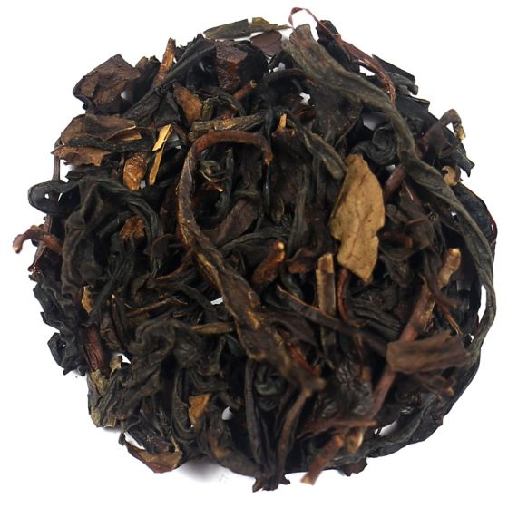 Formosa Oolong Poppy Tea