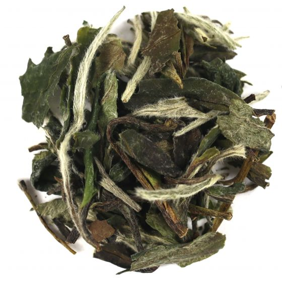 Pai Mu Tan tea