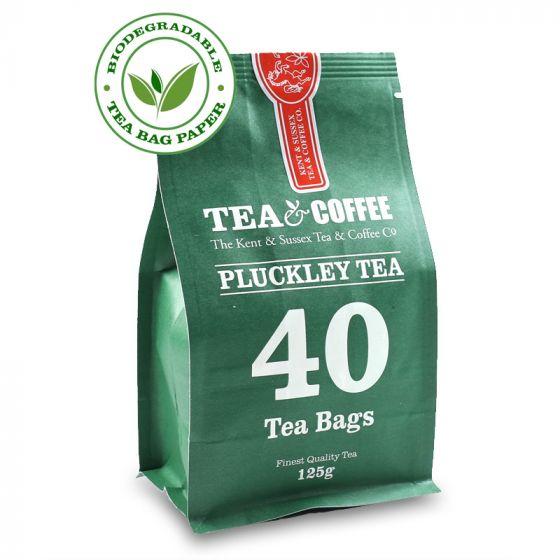 Pluckley Tea 40 Tea Bags