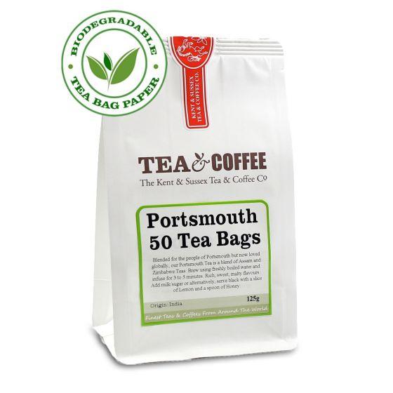 Portsmouth 50 Tea Bags