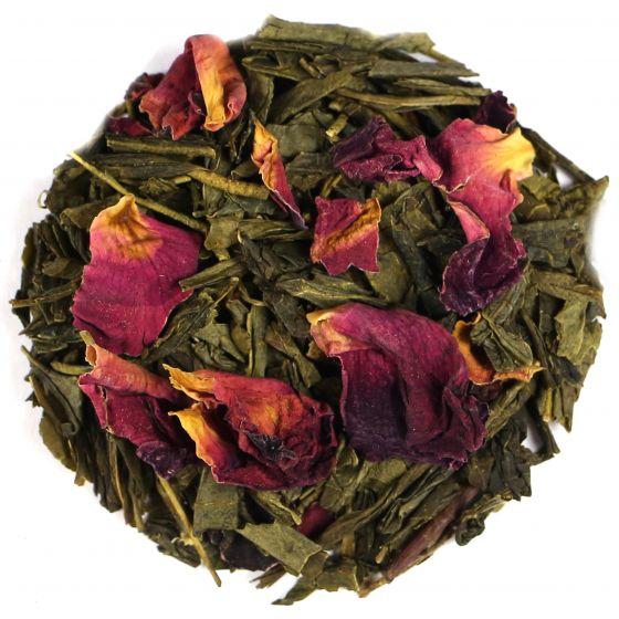 Sencha Tea  - Sakura Cherry Green Tea