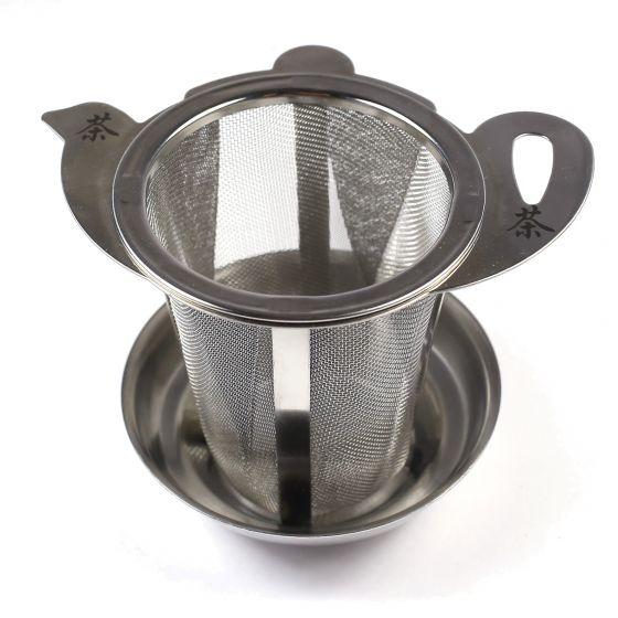 Teapot Shape Loose Tea Strainer