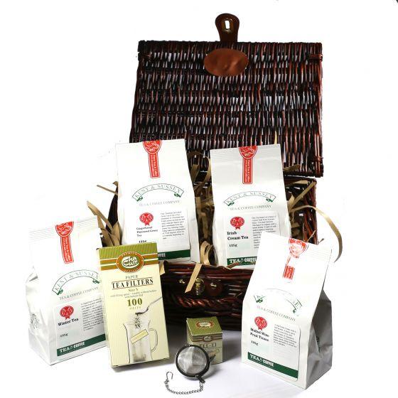 Winter Tea Selection Hamper