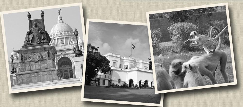 Richard Smith in Calcutta