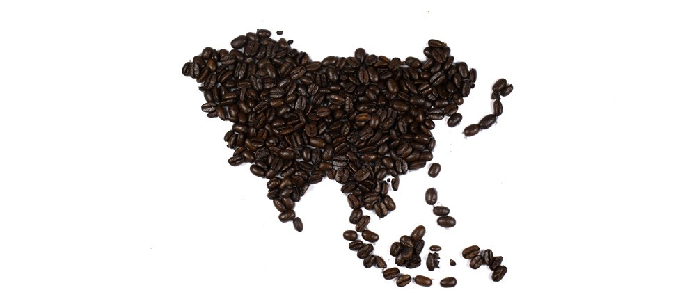 Coffee from Asia