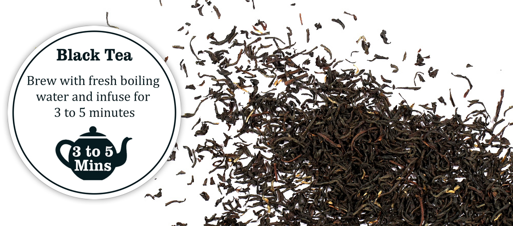 Brewing Guide for Black Tea