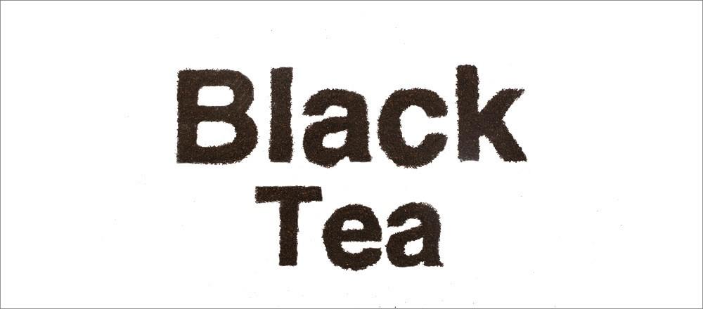 Types of Black Tea