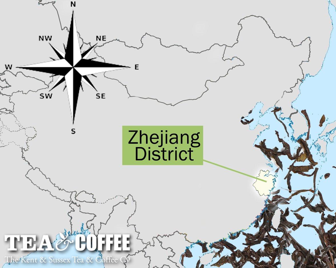 Zhejiang Map